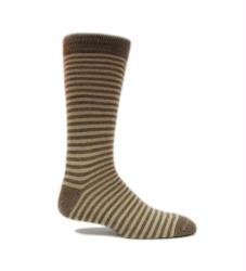 ALPACA STRIPE SOCKS - 12 Pack