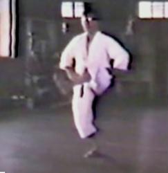Junbi-undo by Grand Master Kanei Uechi