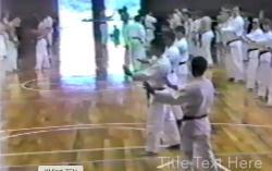 Winterfest on Okinawa - 1985