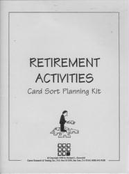 Leisure & Retirement Manual (Knowdell)