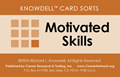 Motivated Skills Card Sort (Knowdell) - online
