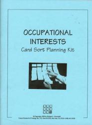 Occupational Interests Manual (Knowdell)
