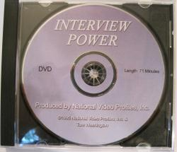 Interview Power (Tom Washington) - DVD