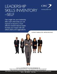 Leadership Skills Inventory - Self (LSI-S)