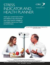 Stress Indicator and Health Planner (SIHP)