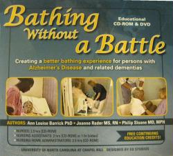 Bathing Without a Battle video (DVD & CD)