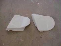 Honda CR250 side plate set 1976-78