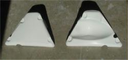 Ossa Super Pioneer side panel set