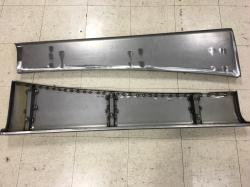 1934 Plymouth Car Smooth Steel Running Boards (Pair)