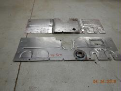 1942-48 Dodge /& Plymouth Front Toe Board Floor Pan NEW!
