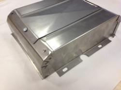 """1935-48 Dodge Cars and 1935-41 Plymouth Cars Battery Box Top - 4"""" Tall"""
