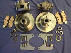 1929-32 Dodge/Plymouth Car/Truck Front Disc Brake Conversion Kit