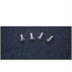 1939-47 Dodge & Plymouth Truck Hood Holddown Bolt Kit - Stainless Steel (set of 4)