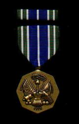 Army Achievement Medal with Ribbon Bar