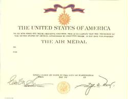 Army Air Medal