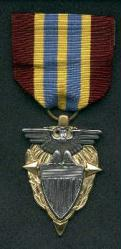 Defense Logistics Agency DLA Meritorious Service Award medal