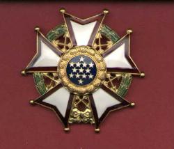 US Legion of Merit Chief Commander's Medal Badge
