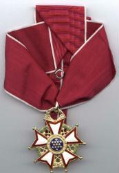 US Legion of Merit medal Commander LOM