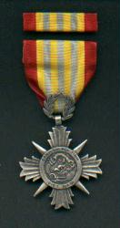 Vietnam Viet Nam Honor Medal with ribbon bar 2nd Class