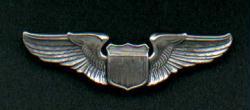 US Pilot Wings Badge