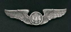 Air Force Aircrew A/ C Wings USAF Badge