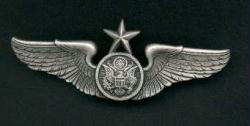 Air Force Senior Aircrew Wings Badge