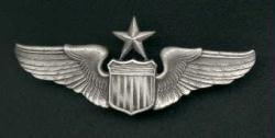 Senior Air Force Pilot Wings
