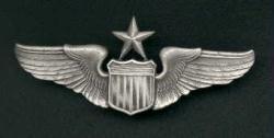 Senior Air Force Pilot Wings