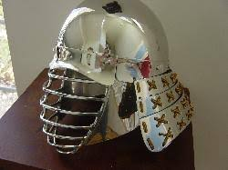 Stainless Steel Japanese Helm