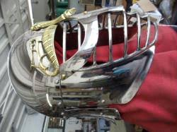Stainless Viking Vendell Helm