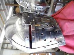 12 ga Stainless Sugarloaf Helm