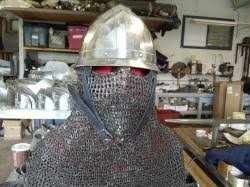 Byzantine Helm
