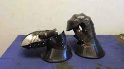 Spring Steel Gauntlets