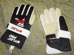 Thin Mylec Street Hockey Gloves