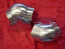 STAINLESS 3 PIECE ELBOW
