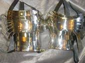 Ducal Grade Gothic Fluted Gothic Shoulders
