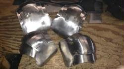 Ecomony STAINLESS Articulated Knees and Elbows