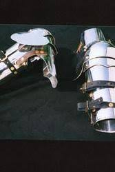 Full Stainless Steel Milanese Arms