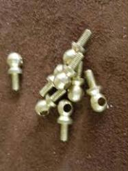 Solid Brass Threaded Vervelles