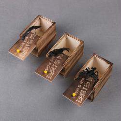 Wooden Surprise Box